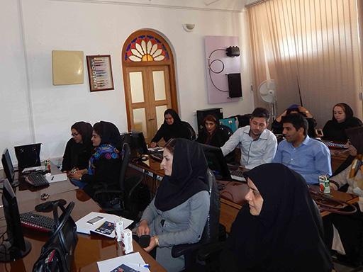تصویر از برگزاری سمینار آموزشی ویژه منشی های محترم پزشکان