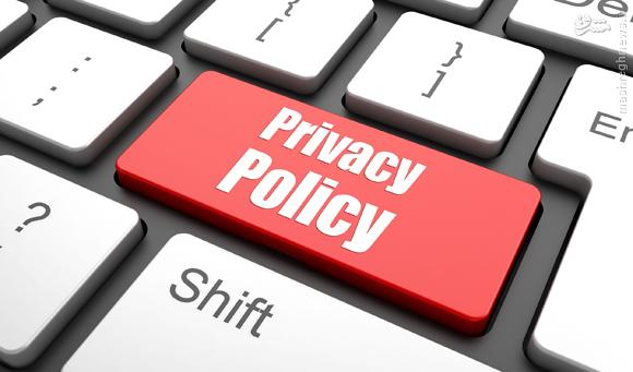 تصویر از حفظ اطلاعات و حریم خصوصی سیاست پذیرش۲۴