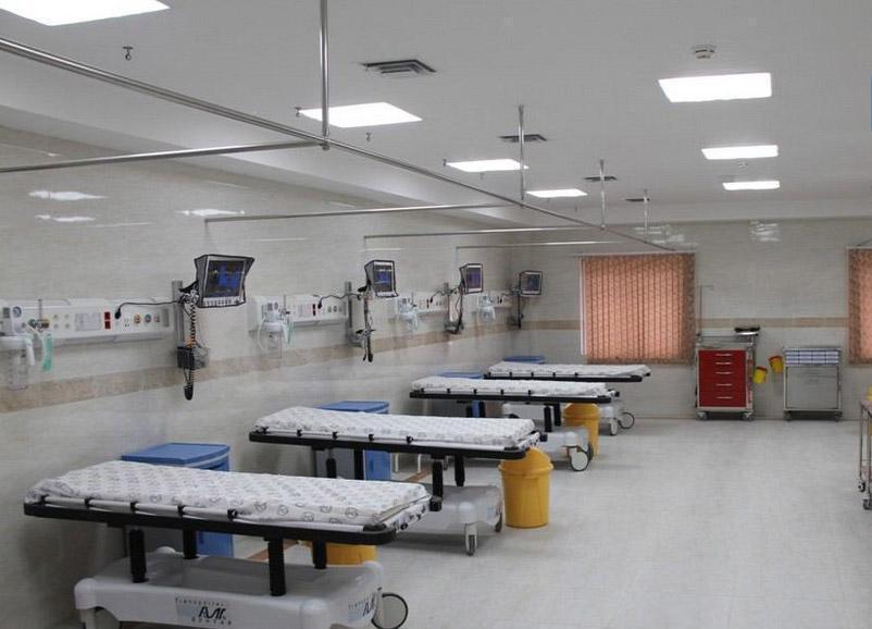 پذیرش 24| بیمارستان لنجان