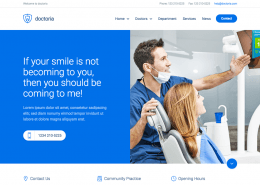وب سایت: یکی از ابزارهای اصلی دیجیتال مارکتینگ پزشکی