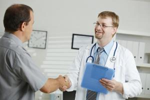 بازگشت بیمار به مطب