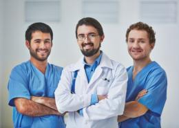 تیم پزشکی