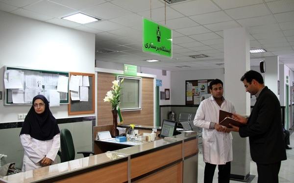 همکاری پذیرش۲۴ با بیمارستانآیتاللهمدنیبجستان