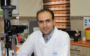 بیوگرافی دکتر امیر حسین آقاجانی
