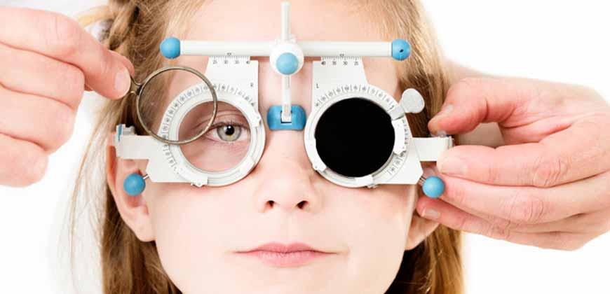 دوربینی و نزدیک بینی چشم