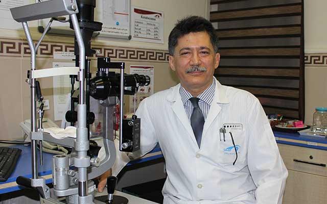 بیوگرافی دکتر ساسان وجودی