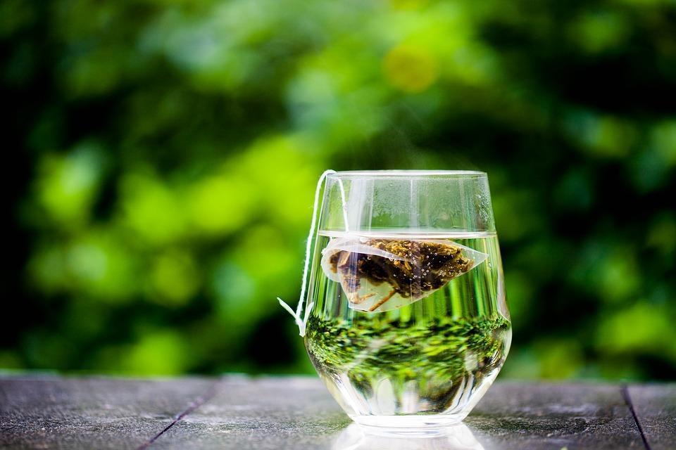 درمان سرماخوردگی با چای سبز