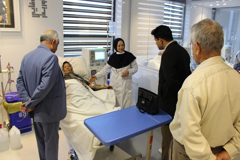 دریافت نوبت از بیمارستان امام حسین گلپایگان