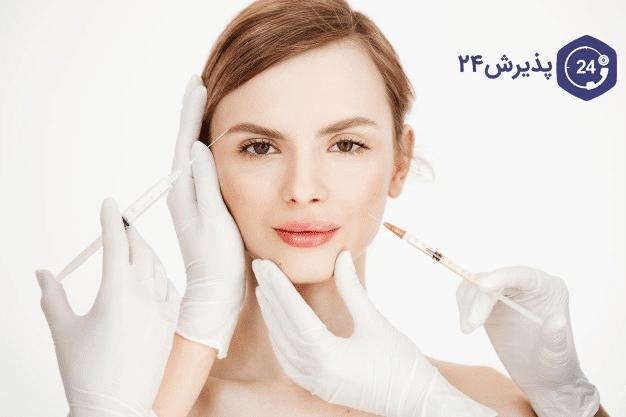 تصویر از جراحی زیبایی زنان