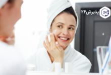 آبرسانی پوست با روش های مختلف
