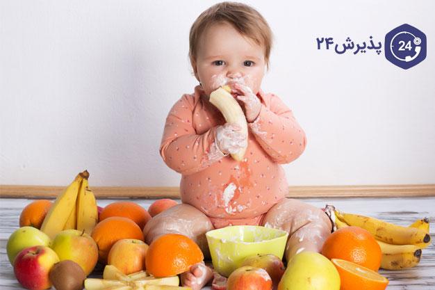 راهکاری چاق شدن کودکان