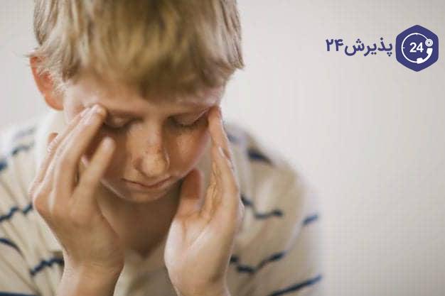 سکته مغزی در کودکان