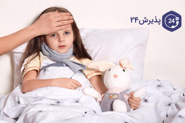 آنفولانزا-در-کودکان
