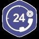 لوگو پذیرش24